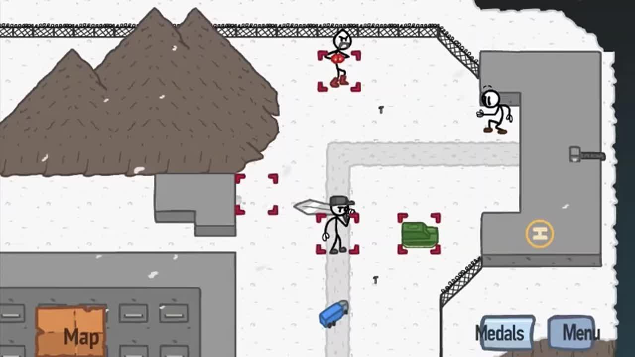 Play Fleeing The Complex A Pc Game On Kartridge Kartridge
